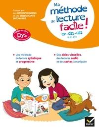 Evelyne Barge - Ma méthode de lecture syllabique facile ! dys.