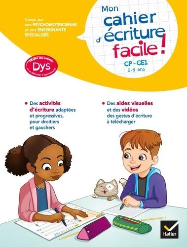 Evelyne Barge et Thomas Tessier - Mon cahier d'écriture facile ! Dys.