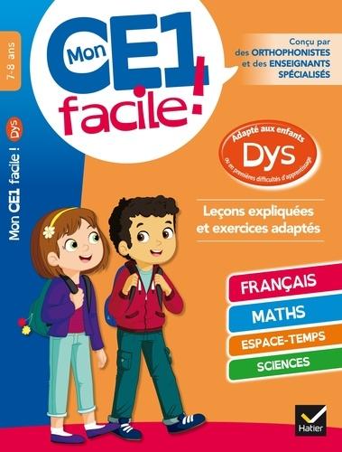 Evelyne Barge et Marco Overzee - Mon CE1 facile ! 7-8 ans.