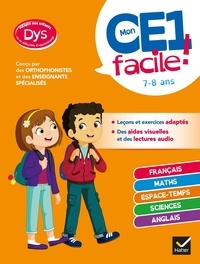 Evelyne Barge et Marco Overzee - Mon CE1 facile !.