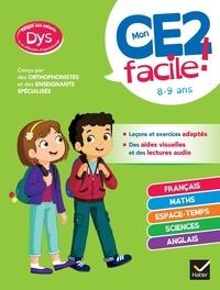 Evelyne Barge et Marco Overzee - Mon CE2 facile !.