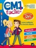 Evelyne Barge et Marco Overzee - Mon CM1 facile ! 9-10 ans.