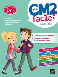 Evelyne Barge et Marco Overzee - Mon CM2 facile !.