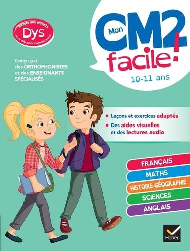 Evelyne Barge et Marco Overzee - Mon CM2 facile ! dys.