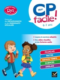 Evelyne Barge et Marco Overzee - Mon CP facile !.