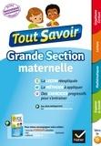 Evelyne Barge et Anthony Giroud - Tout Savoir Grande Section.