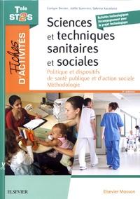 Evelyne Bersier et Joëlle Guerrero - Sciences et techniques sanitaires et sociales Tle ST2S - Fiches d'activités.