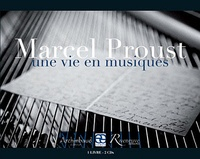 Evelyne Bloch-Dano et Pierre Boulez - Marcel Proust - Une vie en musiques. 2 CD audio