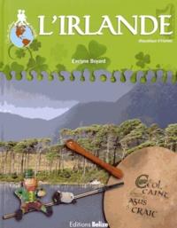 Evelyne Boyard - L'Irlande (République d'Irlande).