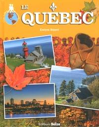 Evelyne Boyard - Le Québec.