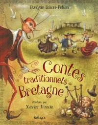 Evelyne Brisou-Pellen - Contes traditionnels de Bretagne.