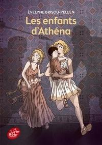 Evelyne Brisou-Pellen - Les enfants d'Athéna.