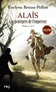 Evelyne Brisou-Pellen - Les protégées de l'Empereur Tomes 1 et 2 : Alaïs - Meurtre au palais ; Le destin d'Alaïs.