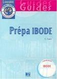 Evelyne Cames - Prépa IBODE.