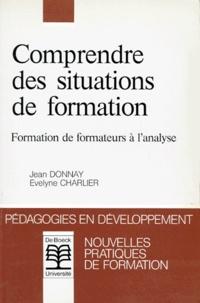 Evelyne Charlier et Jean Donnay - .