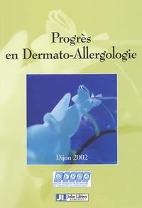 Alixetmika.fr Progrès en dermato-allergologie. Dijon 2002 Image