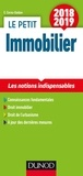 Evelyne Cornu-Gaidan - Le petit Immobilier - Les notions indispensables.