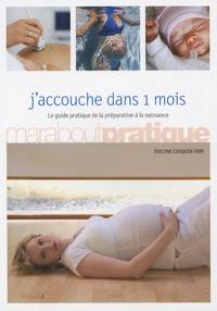 Evelyne Cosquer-Fery - J'accouche dans 1 mois.