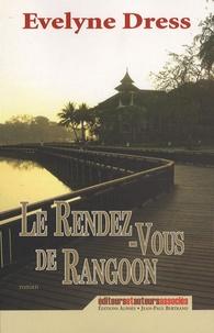 Evelyne Dress - Le Rendez-vous de Rangoon.