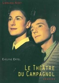 Evelyne Ertel - Le théâtre du Campagnol.