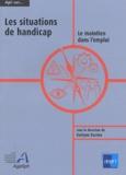 Evelyne Escriva - Les situations de handicap - Le maintien dans l'emploi.
