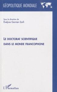 Alixetmika.fr Le doctorat scientifique dans le monde francophone Image