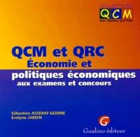 QCM et QRC Economie et politiques économiques aux examens et concours.pdf