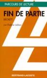 """Evelyne Leblanc - """"Fin de partie"""", de Samuel Beckett."""