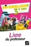 Evelyne Ledru-Germain - So English! 3e A2>B1 - Livre du professeur.