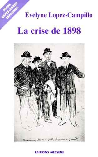 La crise de 1898