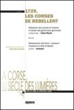 Evelyne Luciani - 1729, les Corses se rebellent - Edition bilingue français-corse.
