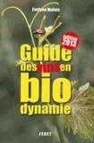 Evelyne Malnic - Guides vins en biodynamie.