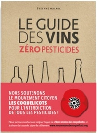 Evelyne Malnic - Le guide des vins zéro pesticides.