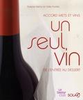 Evelyne Malnic et Odile Pontillo - Un seul vin de l'entrée au dessert - Accord mets et vins.
