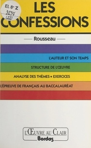 Evelyne Messière et Christian Gambotti - Les confessions, Rousseau.