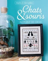Evelyne Nobre - Chats & souris au point de croix.
