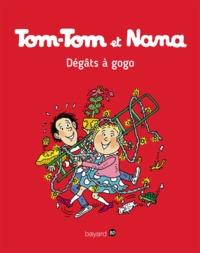 Evelyne Passegand-Reberg - Tom-Tom et Nana - Tome 23- Dégâts à gogo !.