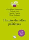 Evelyne Pisier et Géraldine Muhlmann - Histoire des idées politiques.