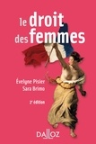 Evelyne Pisier et Sara Brimo - Le droit des femmes.