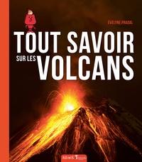Evelyne Pradal - Tout savoir sur les volcans.