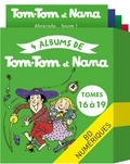 Jacqueline Cohen et Evelyne Reberg - Tom-Tom et Nana, Tome 02 - Tom-Tom et Nana - Pack nouvelle édition n°2.