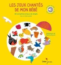 Evelyne Resmond-Wenz et Yves Prual - Les jeux chantés de mon bébé. 1 CD audio