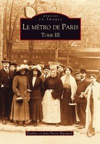 Histoiresdenlire.be Le métro de Paris - Tome 3 Image
