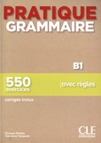 Evelyne Siréjols et Giovanna Tempesta - Pratique grammaire B1.
