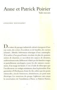 Evelyne Toussaint - Anne et Patrick Poirier - Vade-mecum.