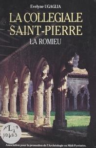 Evelyne Ugaglia - La collégiale Saint-Pierre, La Romieu.