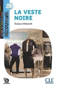 Evelyne Wilwerth - La veste noire A2.2.