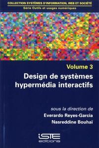 Checkpointfrance.fr Outils et usages numériques - Volume 3, Design de systèmes hypermédia interactifs Image
