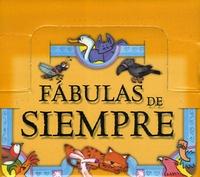 Histoiresdenlire.be Fabulas de siempre - Coffret 32 volumes Image