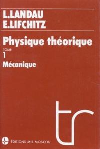 Evgeni Lifchitz et Lev Landau - .